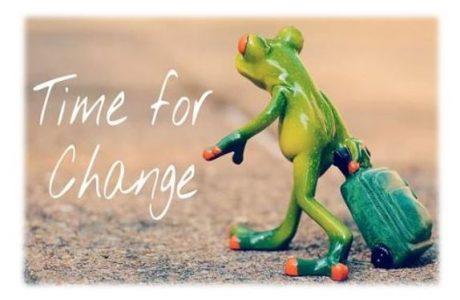 השינוי כמשימה אפשרית בהחלט
